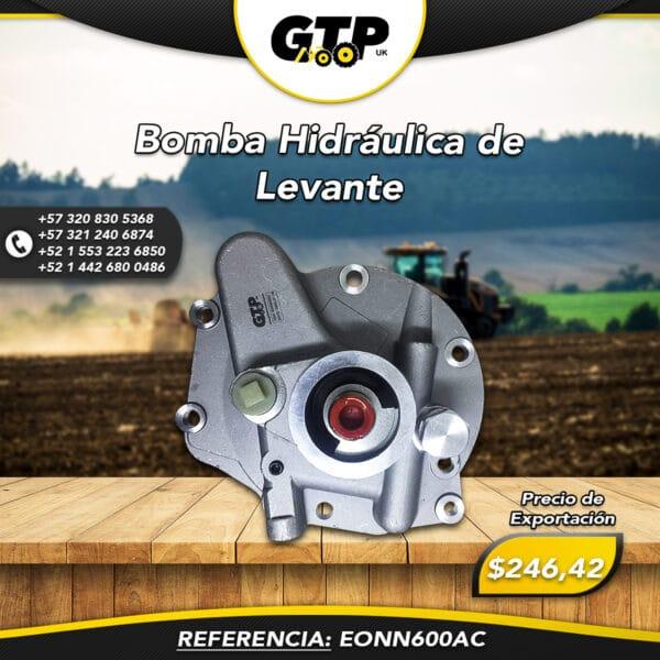 Bomba Hidráulica de Levante